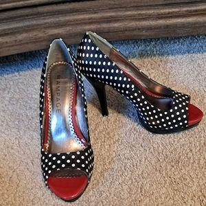 Rampage 4 inch heel